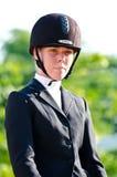 Equestrian sport. Royalty Free Stock Photos