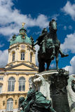 Equestrian statue of Frederick the Great Royalty Free Stock Image