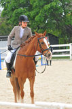Equestrianism fotos de archivo