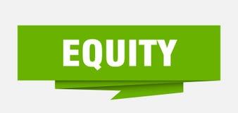 equidad stock de ilustración