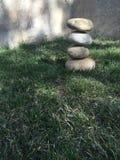 Equilíbrio da rocha Fotos de Stock