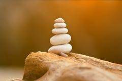 Equilíbrio das pedras Imagem de Stock Royalty Free