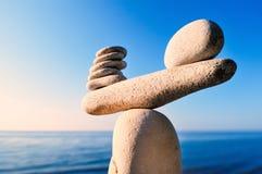 Equilibrado Foto de archivo libre de regalías