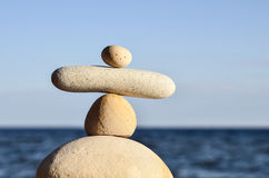 Equilibrate Royalty Free Stock Images