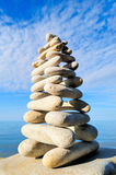 Equilibration Stock Photo