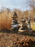 Equilibratura della roccia Fotografia Stock Libera da Diritti