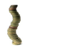 .:: Equilibrio::. Fotografia Stock