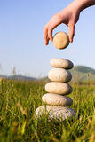 Equilibrio Imagen de archivo libre de regalías