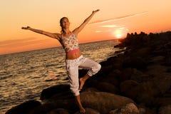 Equilibrio. Fotografia Stock