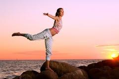 Equilibrio. Fotografia Stock Libera da Diritti