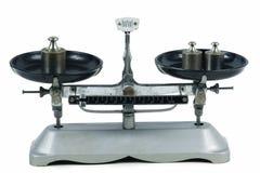 Equilibrio & peso del cassetto fotografia stock
