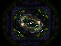 Equilibrio cosmico royalty illustrazione gratis