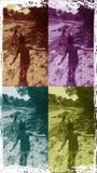 Equilibrio de Kelly Fotos de archivo libres de regalías