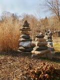 Equilibrio de la roca Fotografía de archivo libre de regalías