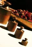 Equilibrio del Herbalist Fotografia Stock