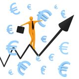 Equilibrio di cliente Immagine Stock Libera da Diritti