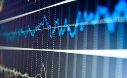 Equilibrio finanziario dell'azienda di affari, Immagine Stock Libera da Diritti