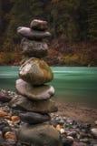Equilibrio in natura Immagine Stock