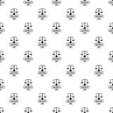Equilibrium pattern vector seamless. Repeat for any web design Stock Image