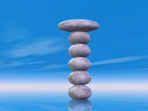 Equilibrium Stock Photo