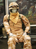 equimpent wojskowy Zdjęcia Stock
