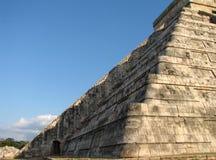 Equinoccio Chichen Itza imagen de archivo libre de regalías
