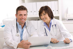 Equipa médica Fotos de Stock