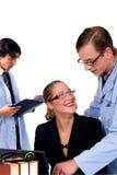 Equipa médica, cardiólogo Imagens de Stock