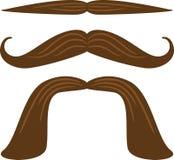 Equipa o bigode Imagem de Stock Royalty Free