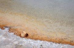 Equipa o chapéu na mola quente Fotos de Stock Royalty Free