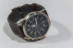 Equipa o relógio Fotos de Stock