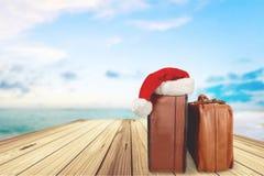 Equipaje de la maleta Fotografía de archivo