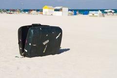 Equipaje perdido Foto de archivo libre de regalías
