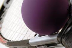Equipamento 6 do Racquetball Imagem de Stock Royalty Free