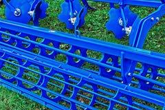 Equipamento agricultural Detalhe 182 Foto de Stock Royalty Free
