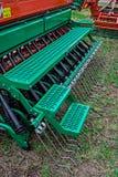Equipamento agricultural Detalhe 200 Imagens de Stock