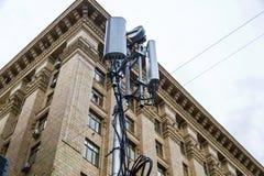 Equipamento da radiofrequência Foto de Stock