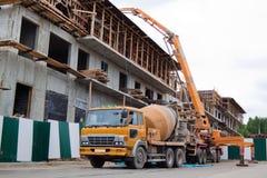 Equipamento de construção Foto de Stock Royalty Free
