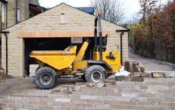 Equipamento de construção Imagem de Stock Royalty Free