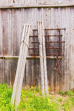 Equipamento de cultivo do vintage Foto de Stock Royalty Free