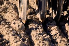Equipamento de exploração agrícola Fotografia de Stock Royalty Free