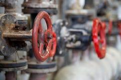 Equipamento de fabricação industrial Fotografia de Stock