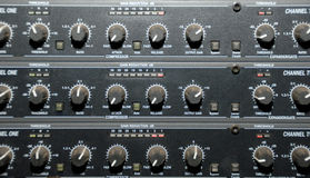 Equipamento de gravação sadia (equipamento dos media) Imagens de Stock Royalty Free