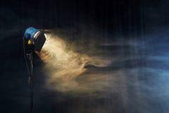 Equipamento de iluminação do estúdio da foto Fotografia de Stock Royalty Free