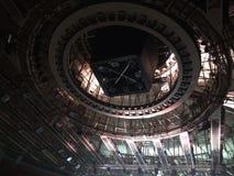Equipamento de iluminação no teto Fotografia de Stock