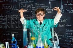 Equipamento de laboratório químico foto de stock royalty free