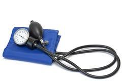 Equipamento de medição da pressão sanguínea Imagens de Stock