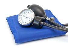 Equipamento de medição da pressão sanguínea Foto de Stock