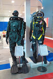 Equipamento de mergulho Fotografia de Stock Royalty Free