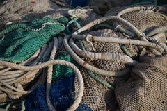 Equipamento de pesca Imagem de Stock Royalty Free